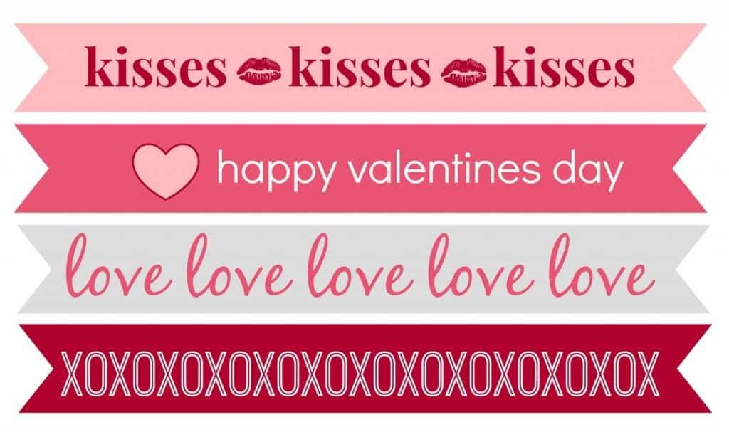 kisses tags