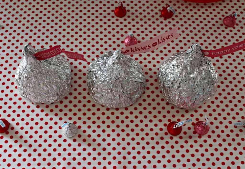 kisses valentines