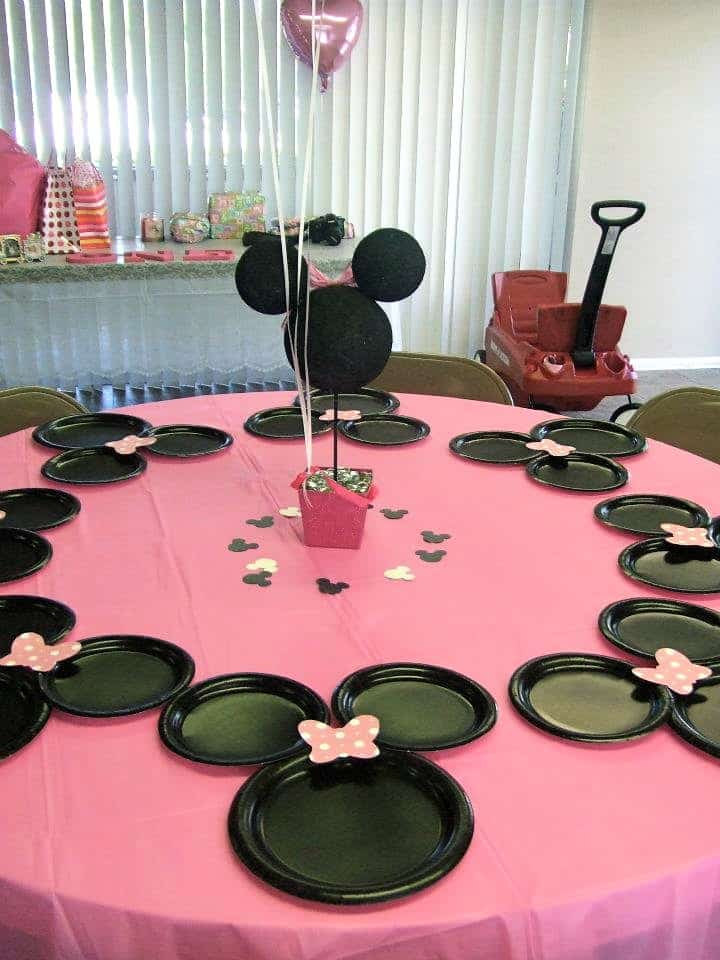 Great with deco minnie pour - Cuisine de minnie ...