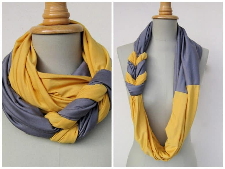 Сделать шарф своими руками