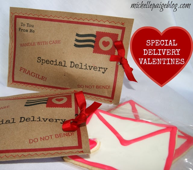 Special Delivery Valentines