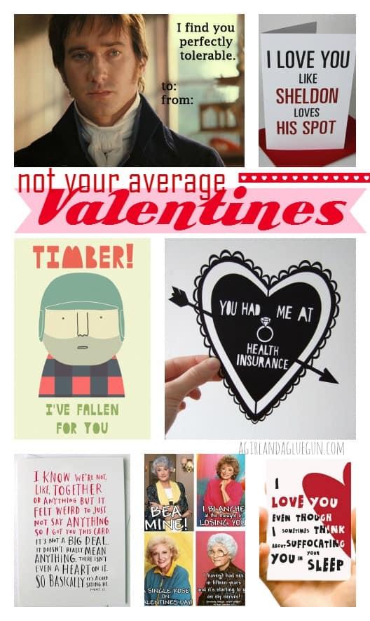 funny valentine roundup