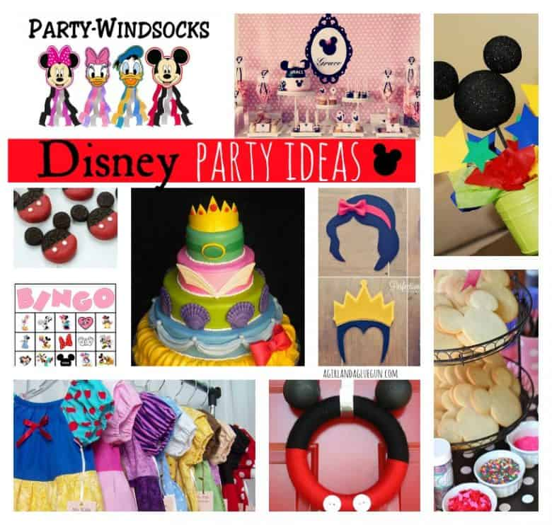 Loads Of Fun Ideas To Throw An Ultimate Disney Party