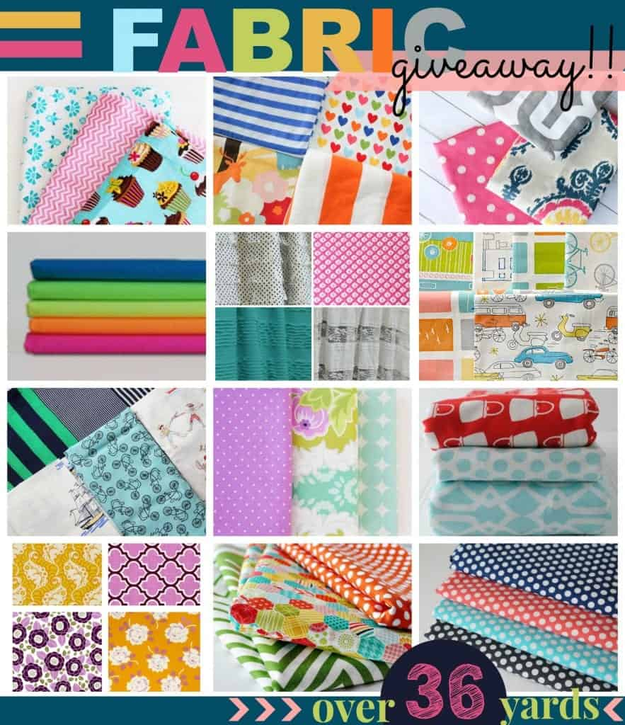 mama jamma fabric giveaway! 36 yards of yumminess