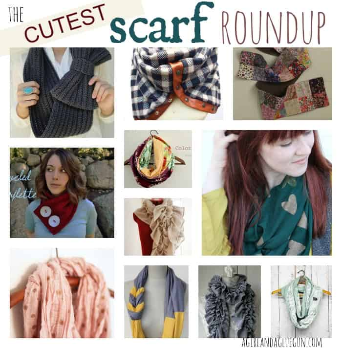scarf roundup