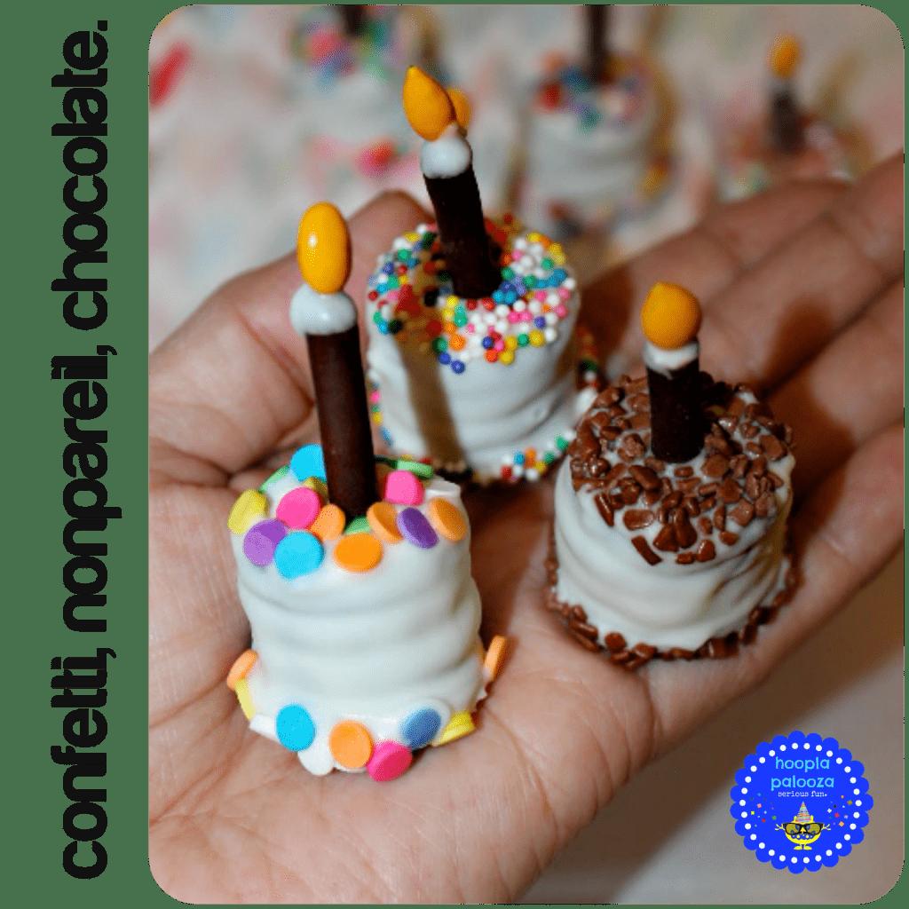 12-bite-size-oreo-birthday-cakes-confetti-nonpareil-chocolate-hooplapalooza