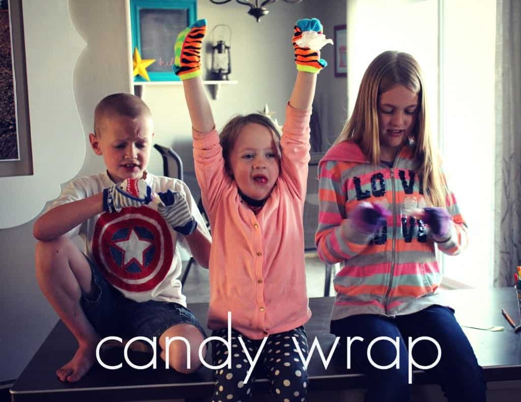 candy wrap