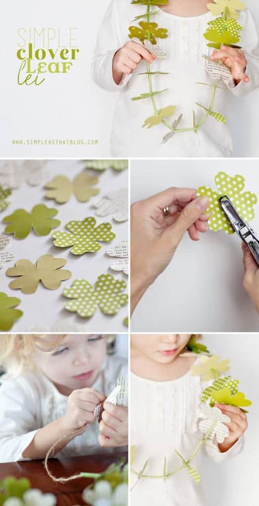 clover_lei_collage