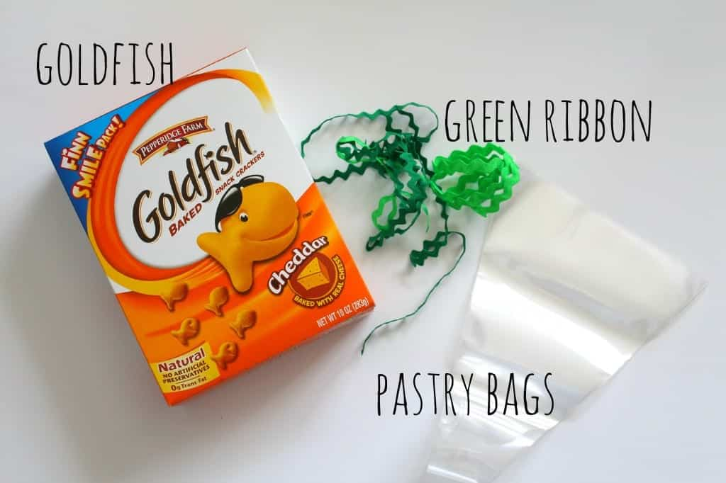 goldfish carrot supplies