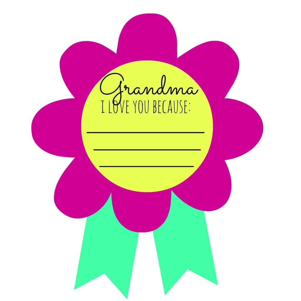 grandma badge