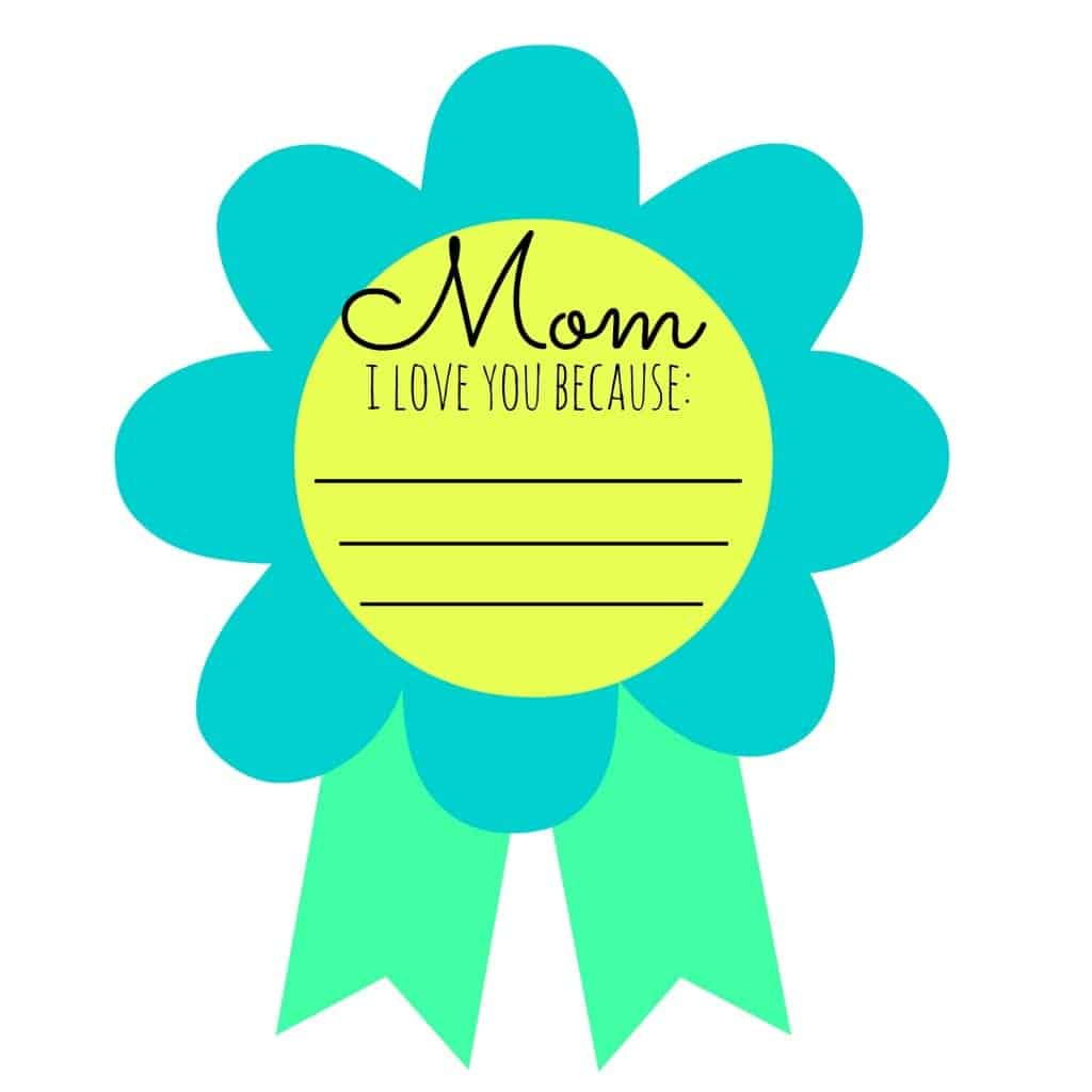 mom badge