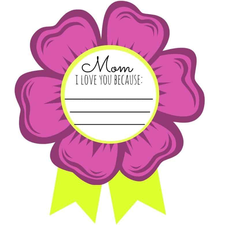 Mom And Grandma Badges Free Printable A Girl And A
