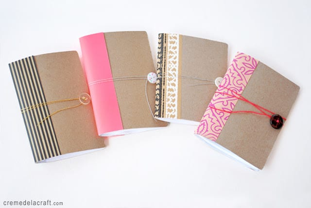DIY-Project-Tutorial-How-To-Make-Mini-Pocket-Notebook-Journal-Cereal-Box-Upcycle-Craft