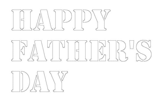 fathers daysd