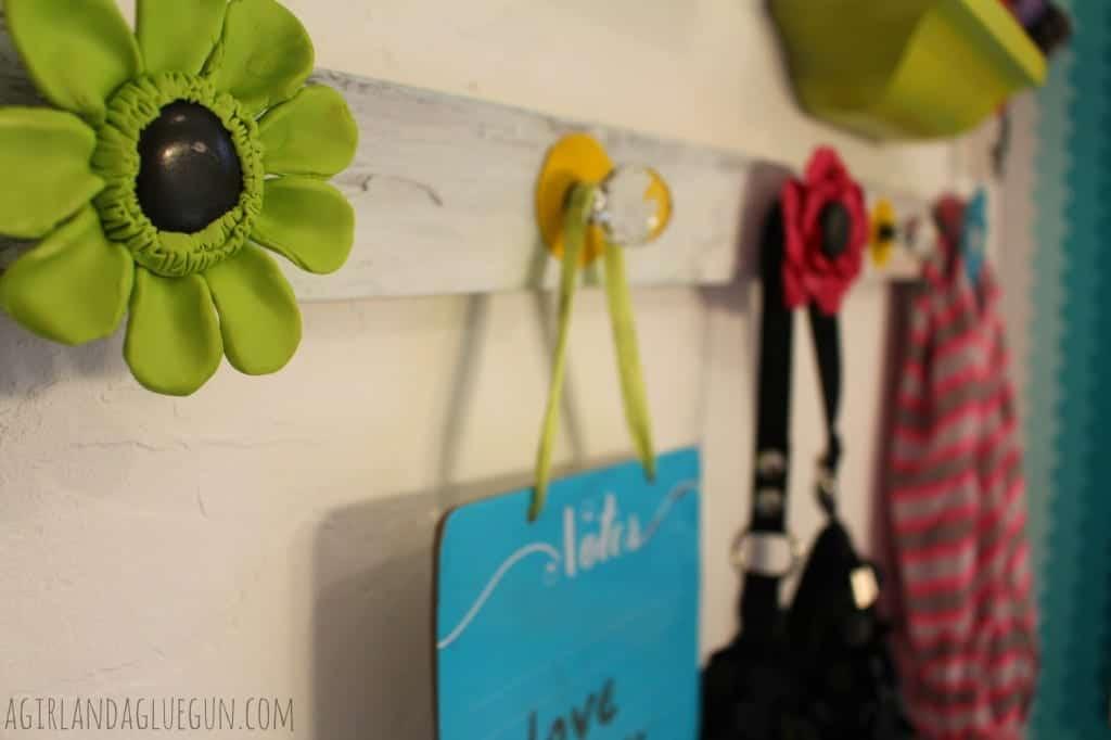 flower hooks