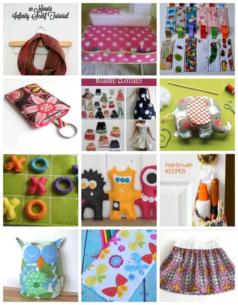 sewing for kids two