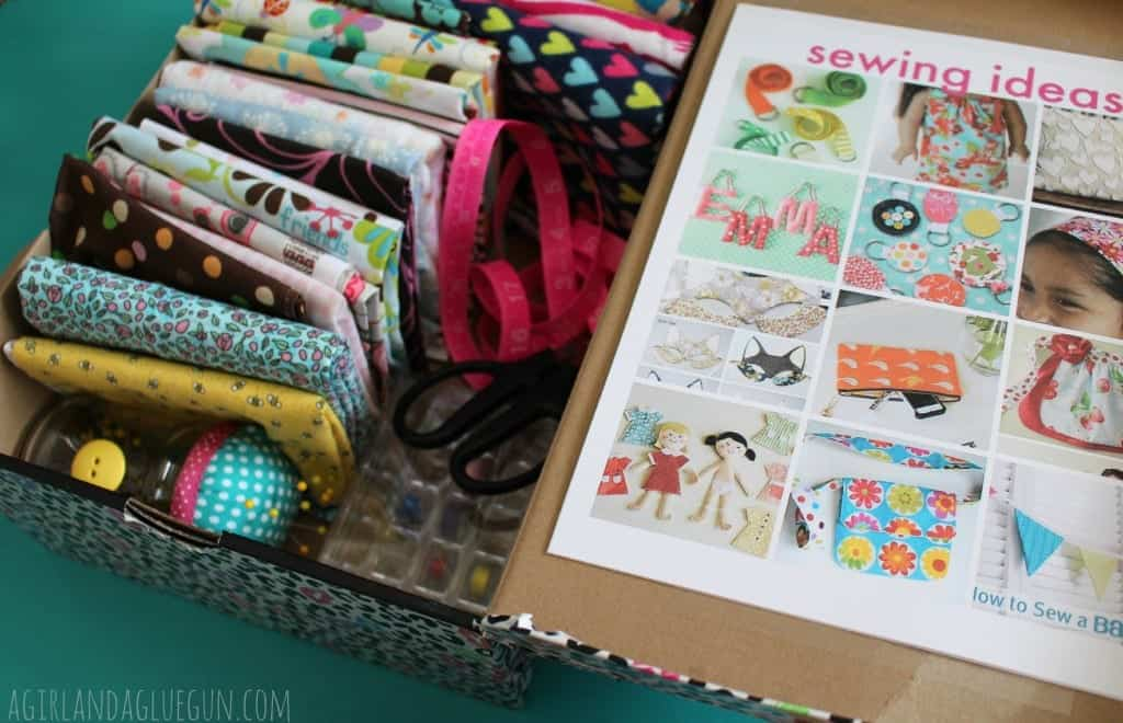 sewing kit for kids