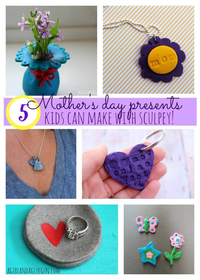5 gifts your kids can make for mother's day