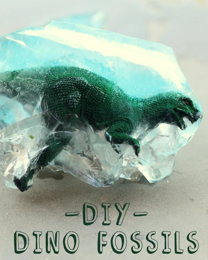 DIY-Dino-Fossils-the-kids-loved-doing-this