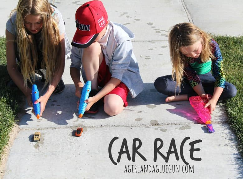 outdoor games to play in summer keep those kids active a girl and a glue gun