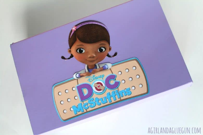 doc mcstuffins kit
