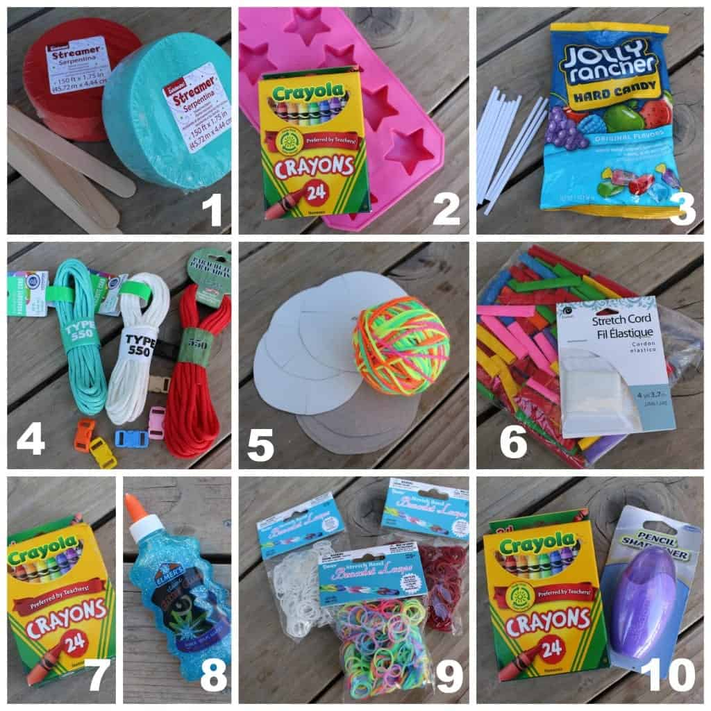kickoff summer crafts giveaway