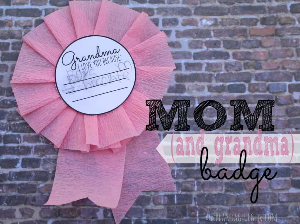 mom badges free printables