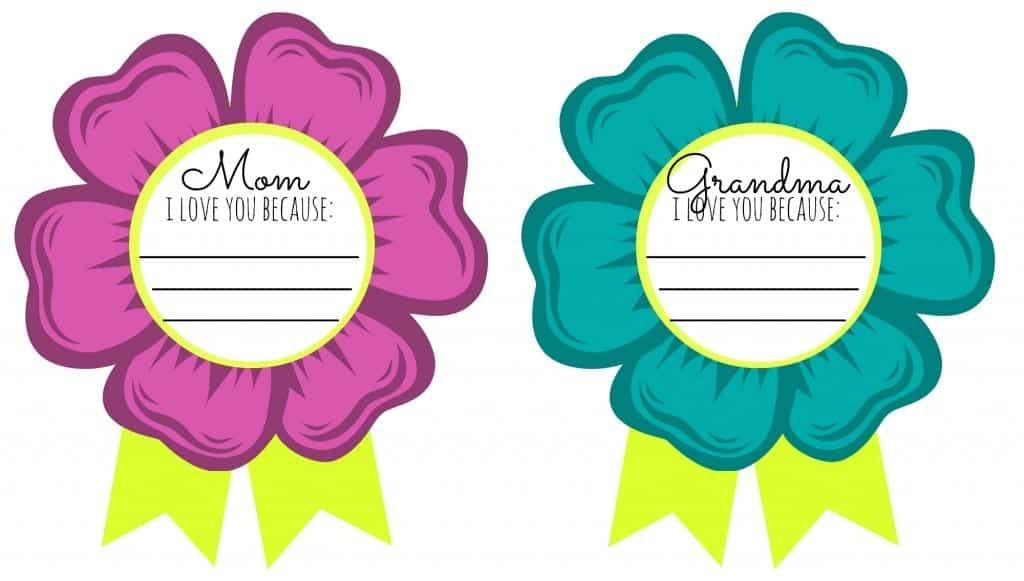 printables for mother's day