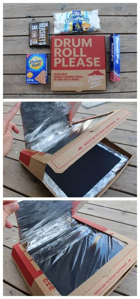 solar smores how to