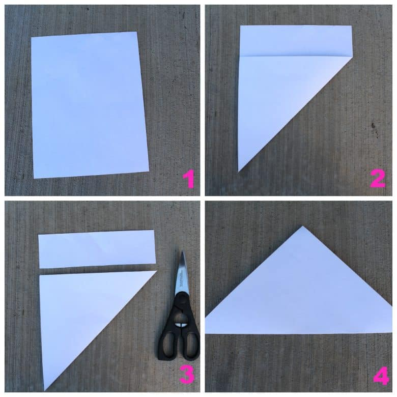 How To Make Things Out Of Paper Part - 44: A Cup Out Of Piece Of Paper
