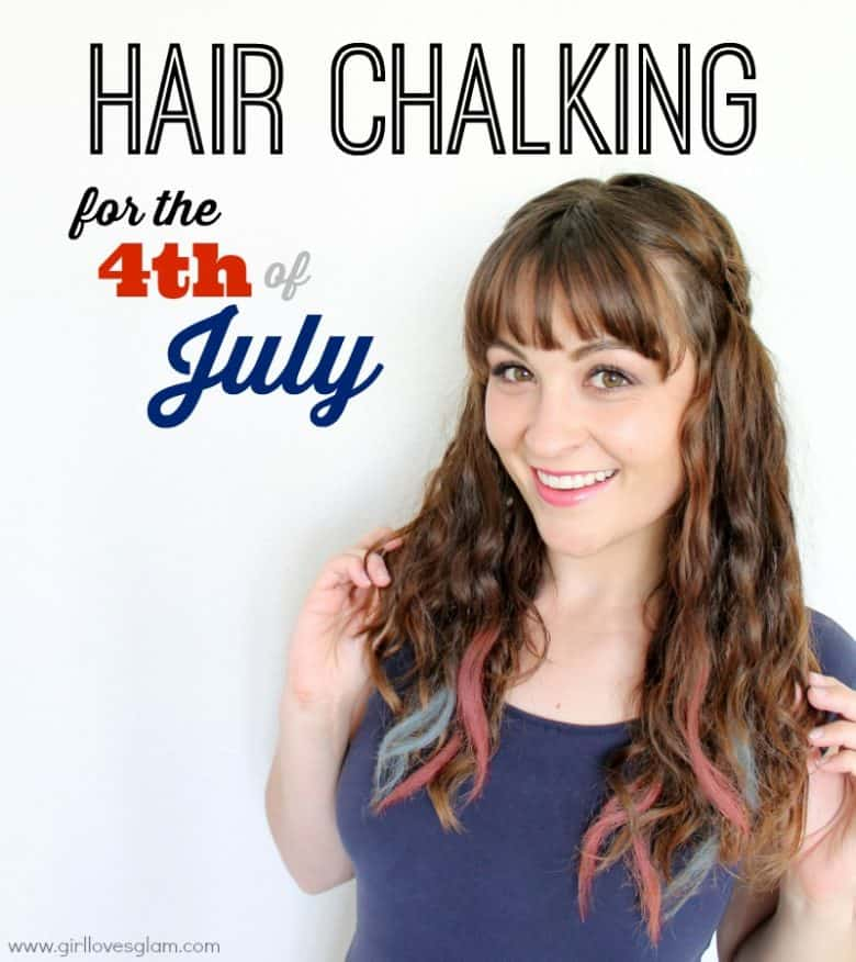 DIY-Hair-Chalking-for-the-4th-of-July