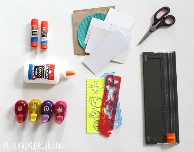 boredom box supplies