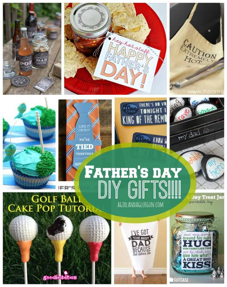 shout out sunday-father\u0027s day gift ideas!!!! - A girl and a glue gun