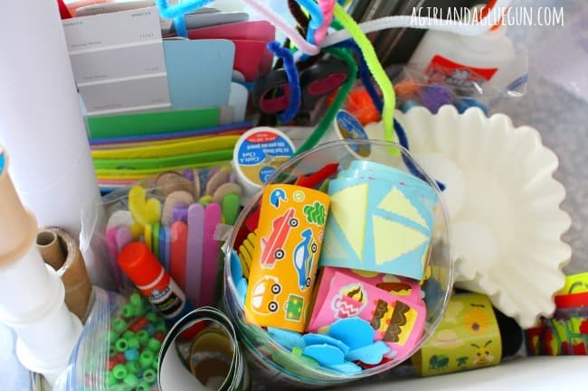 mom i'm bored summer creative box