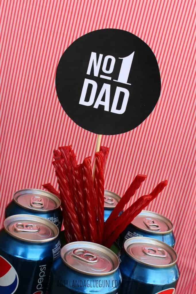 no 1 dad printable