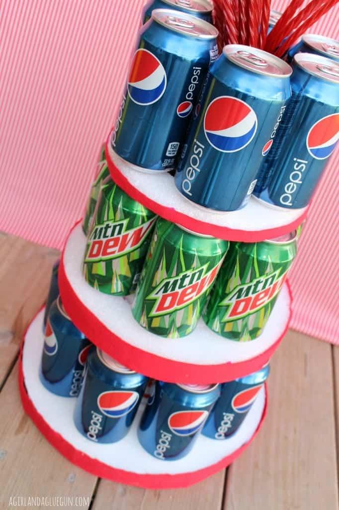 soda pop cake
