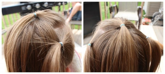 star hair how to