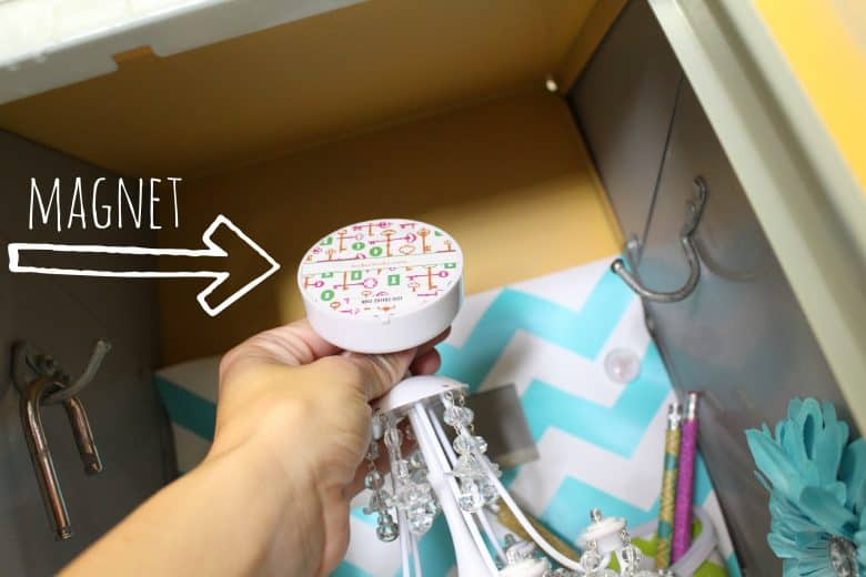 Decorate Your Locker With Llz By Lockerlookz A Girl And Glue Lighting Ideas