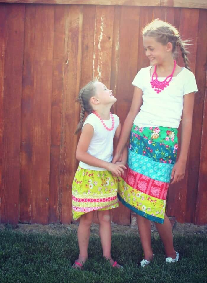 scrap skirts 3