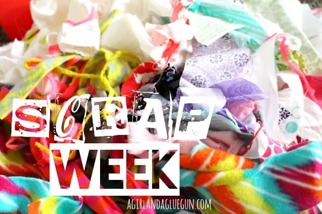 scrap week at a girl and a glue gun
