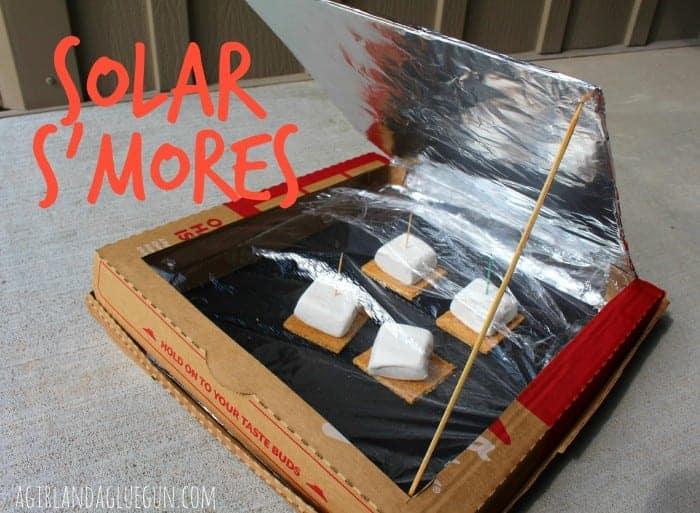 solar smores