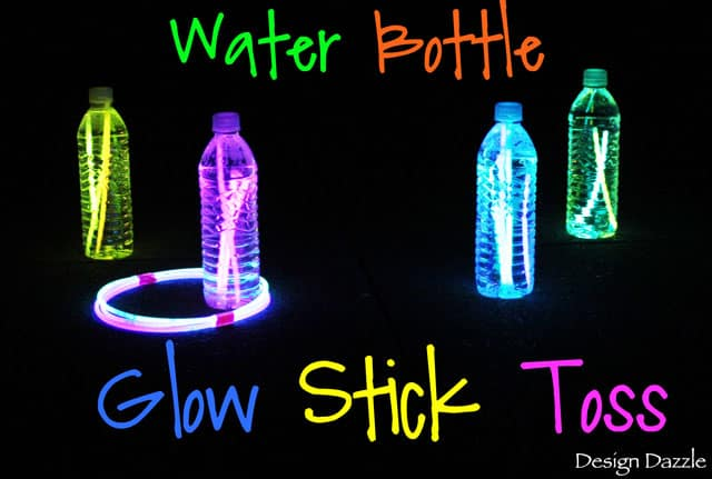 water-bottle-glow-stick-toss
