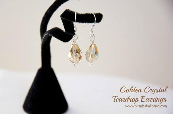 Gold-Crystal-Teardrop-Earrings-Tutorial