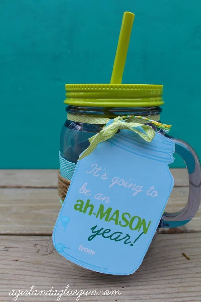 ah mason jar year