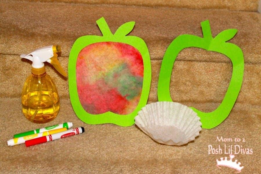apple art materials