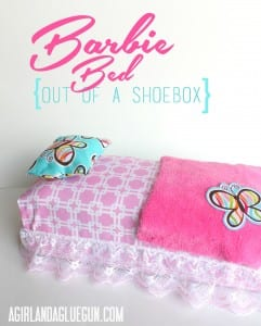 throwback thursday–barbie bed