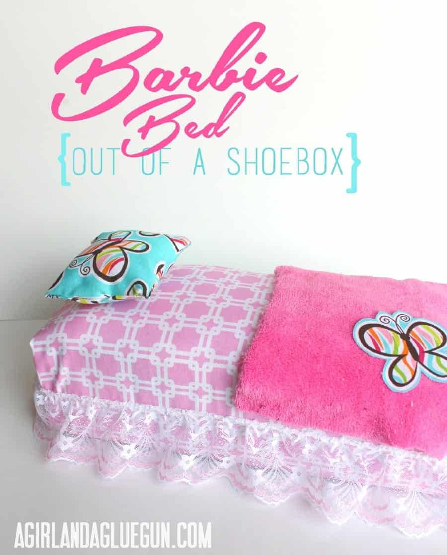 barbie bed