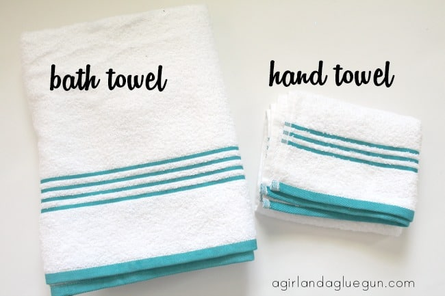 hooded towel how to