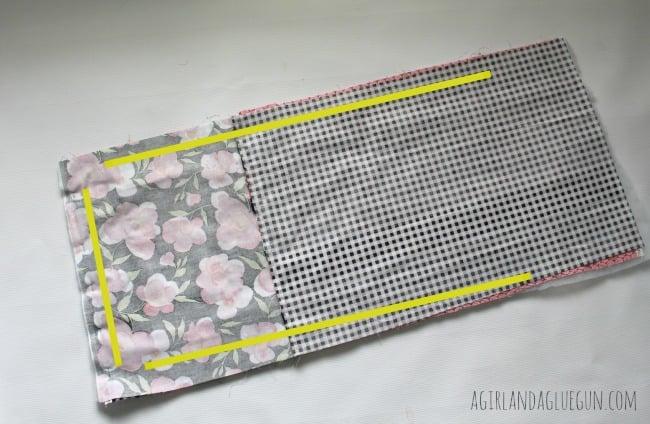 how to sew a messenger bag