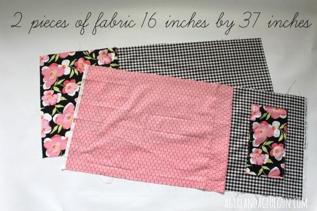 ribbon retreat fabric